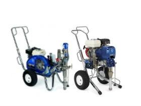 Аппараты окрасочные с бензиновым приводом