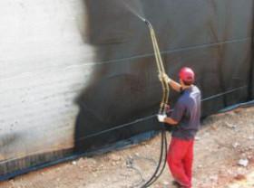 Защитные покрытия для вертикальных поверхностей