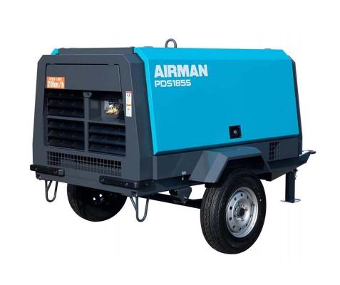Компрессор передвижной дизельный Airman PDS185S-W