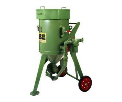 Пескоструйный  аппарат DBS-100 без дистанционного управления