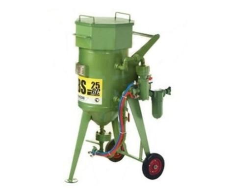 Пескоструйный  аппарат DBS-25 RC с дистанционным управлением