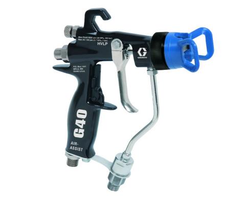 G40- краскораспылитель для комбинированного распыления