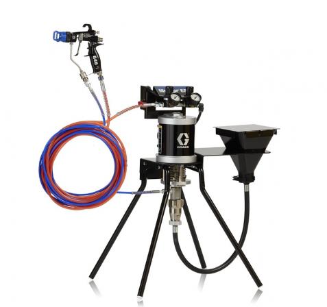Окрасочный аппарат  Merkur ES 30:1  (Mini)
