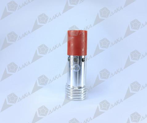 Сопло пескоструйное DVBC - 6,4 карбид бора (Двойной вентури)