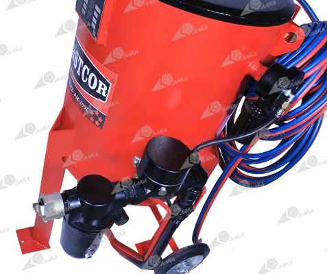 Сдвоенный шланг TWIN (Blastcor)