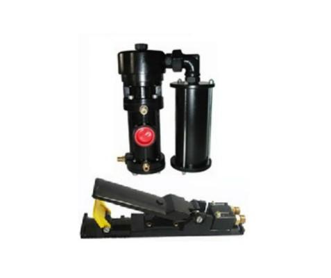 Пескоструйный  аппарат BLASTCOR-200 с дистанционным управлением