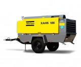 Купить по диллерской цене компрессор передвижной дизельный Atlas Copco XAHS 186 на складе в Екатеринбурге Компании ДАКА